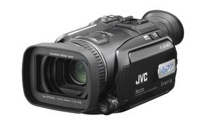 JVC GZ-HD7 HD Everio