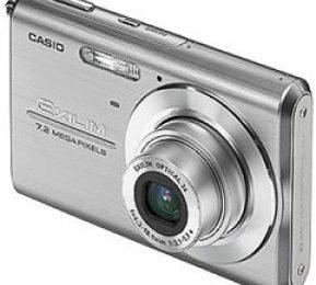 Casio Exilim EX-Z1050 e EX-Z75