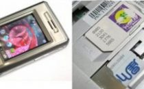 Doubao 728 con 2 GSM SIM Card