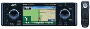 JVC KD-NX5000: navigatore da 40 Gb