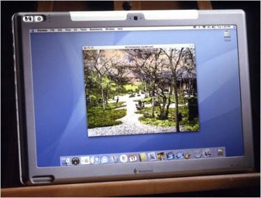 Axiotron ModBook: Tablet Pc Mac style