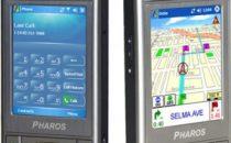 Pharos GPS phone