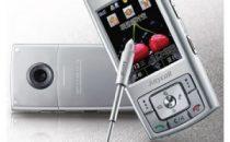 Samsung SCH-W559 con VibeTonz touchscreen