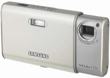 Samsung VLUU i70, la fotocamera-pc HSDPA