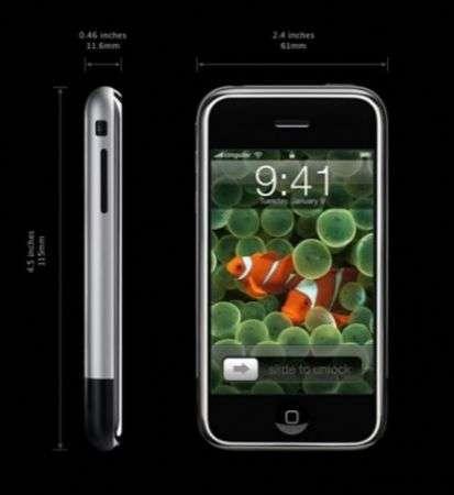 Apple iPhone è ufficiale!