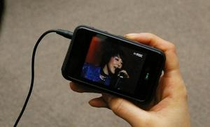 iHolic T-DMB Mp3-Player