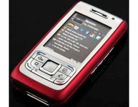 Nokia E65: primi rumors e foto