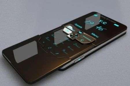 Sony Ericsson Concept: fascino da chimera