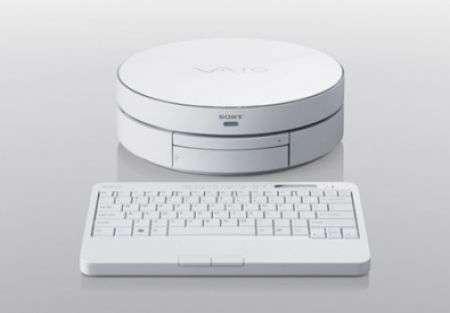 Sony Vaio TP1 Media Center PC
