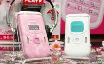 Toshiba 906: musica e tanto rosa