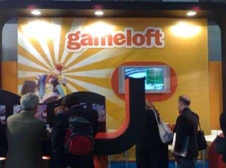 Gameloft al 3Gsm 2007
