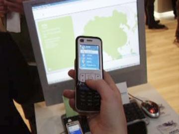 Nokia 6110 Navigator: video