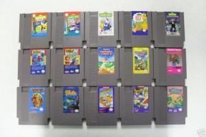 Nintendo NES giochi eBay