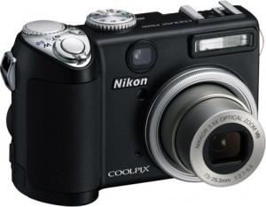Nikon P5000 da 10 megapixel