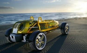 Rinspeed eXasis Concept: auto trasparente