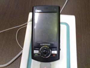 Samsung SPH M8100: prova al 3GSM
