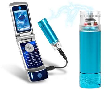 Caricabatterie emergenza per cellulare