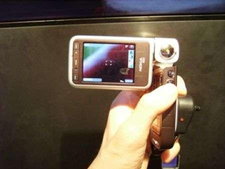 Nokia N93i: video e prova
