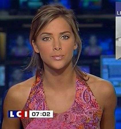 Miss Youtube 2007: Melissa Theuriau