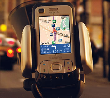 Nokia 6110 Navigator: prova e foto