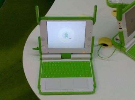 OLPC: prova e video