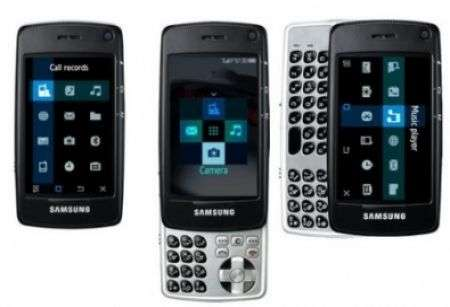 Samsung SGH f520: un misto