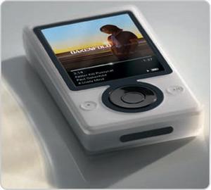 Microsoft Zune Phone?