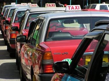 HSDPA Internet Gratis sui taxi a Hong Kong