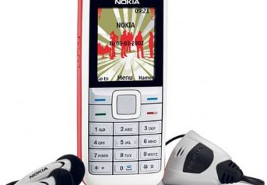 Nokia 5070: musica economica