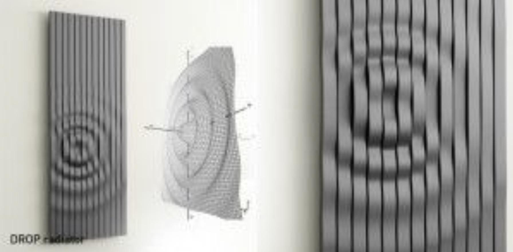 Web/Drop Radiator: i più strani termosifoni