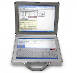 Estari DC15: notebook senza tastiera