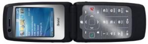 HTC Erato S420, Clamshell sincero