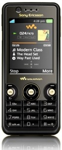 Sony W660i Walkman Phone
