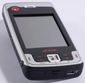 Cebit 2007: E-Ten Glofiish X800