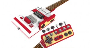 Famicon e la chitarra stile Nes