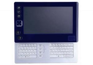Cebit 2007: Gigabyte U60 UMPC