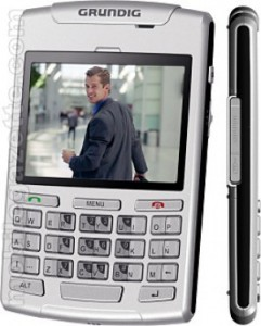 Grundig B700: office phone