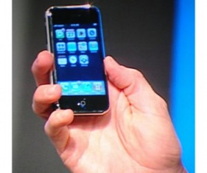 Apple iPhone al CTIA Wireless 2007