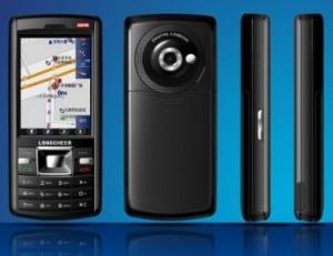 Longcheer G300 con GPS