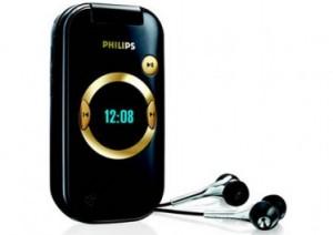 Philips 598, femminile