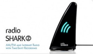 Griffin SHARK2: pinna radio!