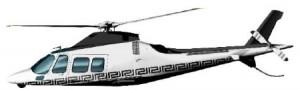 Elicotteri Versace e Agusta