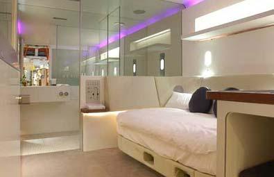 Design hotel, la nuova frontiera è all'aeroporto!