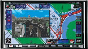 Kenwood HDV-990: GPS