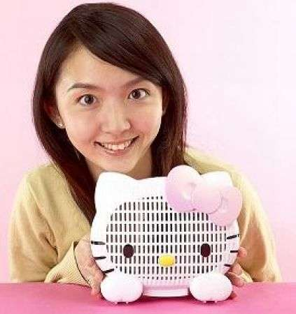 Purificatore d'aria Hello Kitty