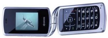 Kyocera E5000 al CTIA Wireless 2007