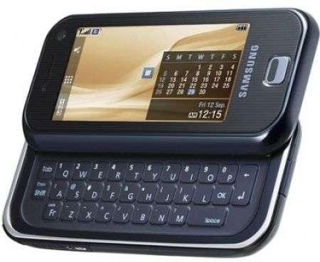 Cebit 2007 videorecensione Samsung F700