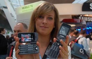 Samsung SGH-P110 dal Cebit 2007