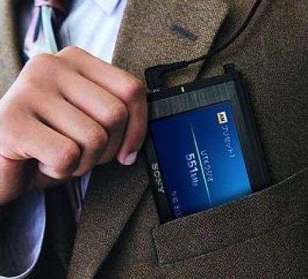 Sony XDV-100: radio tv