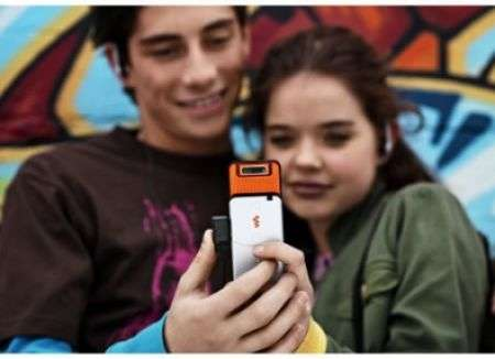 Sony Ericsson W580: cellulare pedometro